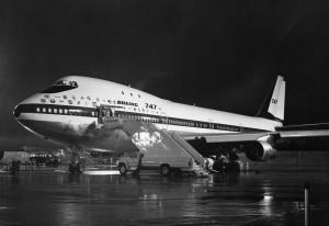 aeroplane Boeing 747